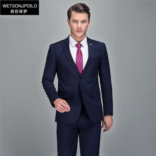 Men's suit business general professional two-button suit