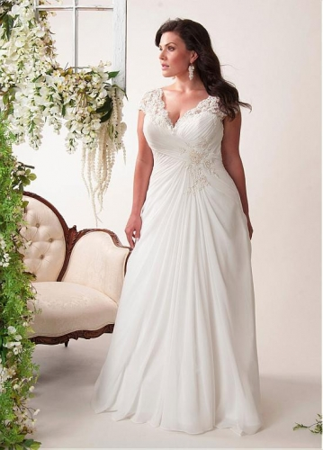 The new style lace halter back  bride one word shoulder luxury imported lace trailing wedding dress