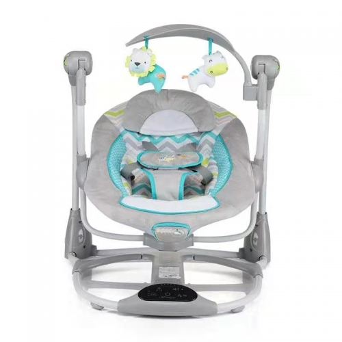 Baby electric rocking chair,baby rocking bde,coaxing baby artiface,soothing the cradle bed
