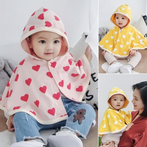 Baby cloak small shawl spring and autumn wear windshield quilt
