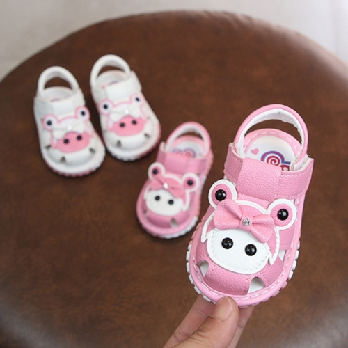 Baby sandals baby soft soles anti-skid walking shoes