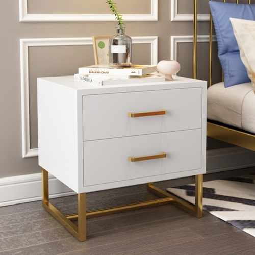 Modern simple small bedroom storage cabinet nightstand
