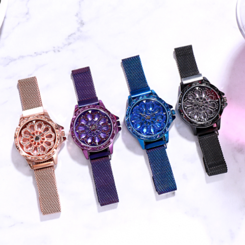 Lucky luck, ladies' watches, online celebrities, students' fashion, fashion and waterproofing.