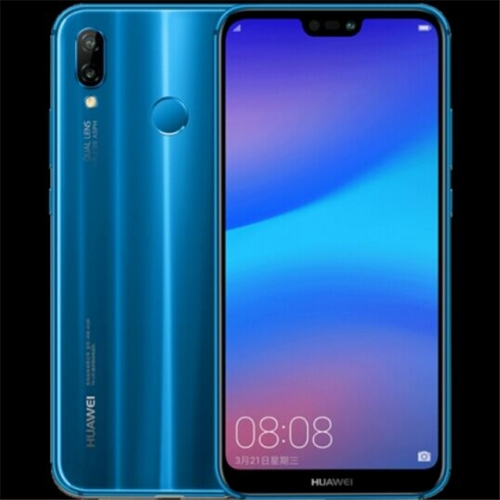 Huawei nova 3e full screen smartphone
