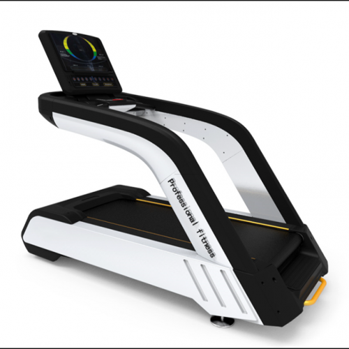 Deluxe electric treadmill