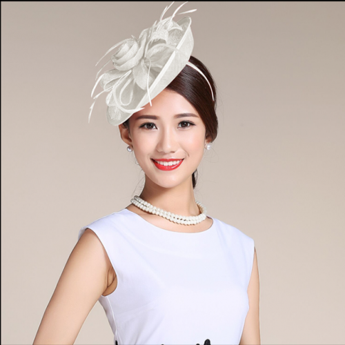 2019 new top hat, headdress, hat, lady, Han version, style, freshness, sweetness, loveliness and fashion