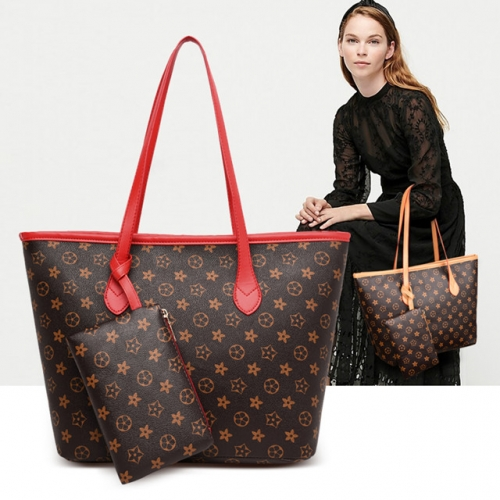 2019 autumn and winter new European and American fashionable women's bag, old-fashioned handbag, handbag, one-shoulder bag