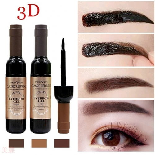 Eyebrow Peel Off Tattoo Shadow Eyebrow Gel