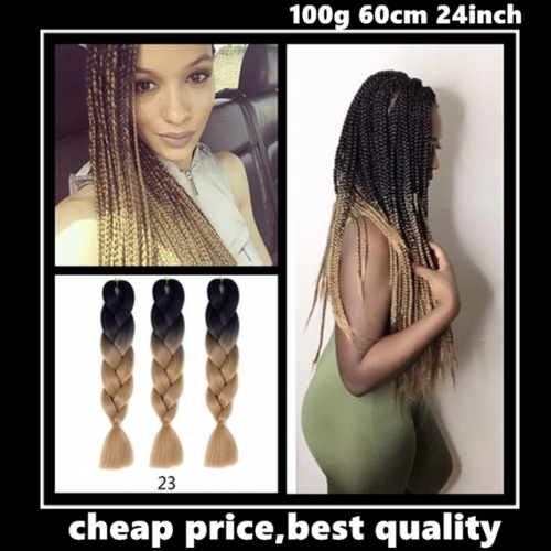 jumbo expression braid hair ombre xpression braids