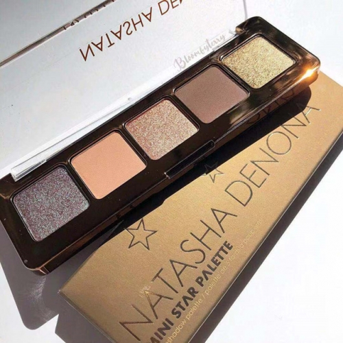 Natasha Denona mini star/nude/sunset/gold Mini Eye Shadow Disc