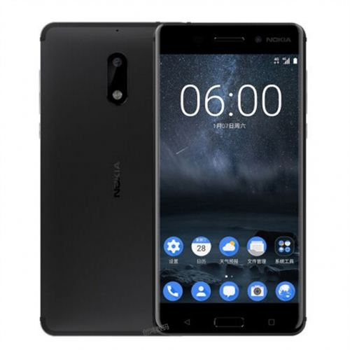 Nokia 6 intelligent Android Netcom 4G mobile phone for the elderly telecom student backup mobile phone